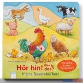 """Hörbilderbuch """"Hör hin Was ist das? - Meine Bauernhoftiere"""""""
