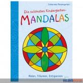 """Malbuch """"Die schönsten Kindergarten-Mandalas"""""""