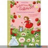 """Sticker-Kreativbuch """"Erdbeerinchen Erdbeerfee"""""""
