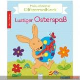 """Mein schönster Glitzermalblock """"Lustiger Osterspaß"""""""