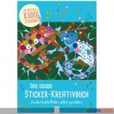 """Sticker-Kreativbuch """"Zauberhafte Bilder selbst gestalten"""""""