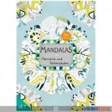 "Malbuch ""Mandalas - Harmonie und Farbenzauber"""