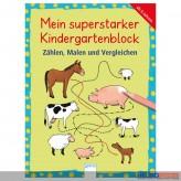 "Lernblock ""Mein superstarker Kindergartenblock"""