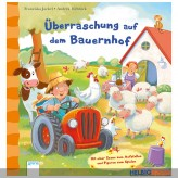 """Pappen-Bilderbuch """"Überraschung auf dem Bauernhof"""""""