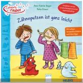 """Pappen-Bilderbuch """"Zähneputzen ist ganz leicht"""""""