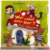 """Klappen-Bilderbuch """"Meine Lieblingstiere: Wer wohnt hier?"""""""