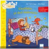 """Pappen-Bilderbuch """"Einschlafen ist doch kinderleicht"""""""