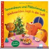 "Pappen-Bilderbuch ""Tannenbaum & Plätzchenduft"""
