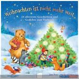 """Geschichten-Buch """"Weihnachten ist nicht mehr weit"""""""