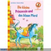 """Lese-Bilderbuch """"Die kl. Prinzessin & das blaue Pferd"""""""