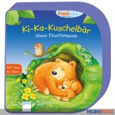 "Kiddilight - Klappbuch ""Ki-Ka-Kuschelbär"""