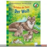 """Sachbuch Bücherbär """"So leben die Tiere...Wolf"""" 1. Klasse"""