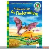 """Sachbuch Bücherbär """"So leben die Tiere...Fledermaus"""" 1. Kl."""