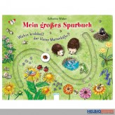 """Mein großes Spurbuch """"Wohin krabbelt der kl. Marienkäfer?"""""""