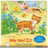"""Hör-Bilderbuch """"Hör hin"""