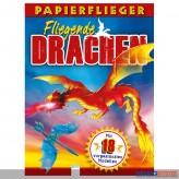"""Kreativ-Buch """"Papierflieger - Fliegende Drachen"""""""