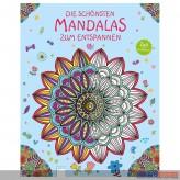 """Malbuch """"Die schönsten Mandalas zum Entspannen"""""""
