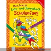 "Lernblock ""Mein Lern- & Übungsblock"" Schulanfang"