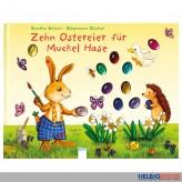 """Pappbilderbuch """"10 Ostereier fur Muckel Hase"""""""