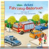 """Pappen-Bilderbuch """"Mein dickes Fahrzeug-Bilderbuch"""""""