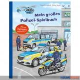 """Pappen-Bilderbuch """"Mein großes Polizei-Spielbuch"""""""
