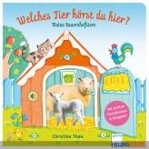 """Sound-Klappen-Bilderbuch """"Meine Bauernhoftiere"""""""