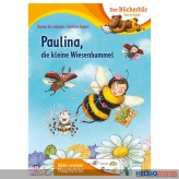 "Lesebuch Bücherbär ""Paulina die kl. Wiesenhummel"" Vorschule"
