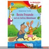"""Lesebuch Bücherbär """"Beste Freunde & ein tolles Abenteuer"""""""