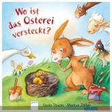 """Spiel-Schieber-Buch """"Wo ist das Osterei versteckt?"""""""