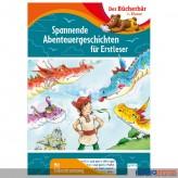 "Lesebuch ""Spannende Erstleser Abenteuergeschichten"" 1. Kl."