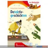 """Lesebuch """"Detektivgeschichten"""" f. Erstleser 1. Kl."""
