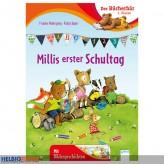 """Lesebuch Bücherbär """"Millis erster Schultag"""" 1. Klasse"""
