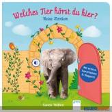 """Sound-Klappen-Bilderbuch """"Meine Zootiere"""""""