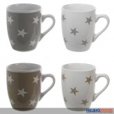 "Tasse ""Star/Stern"" - 4-sort."