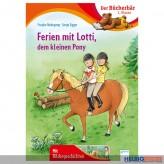 """Lesebuch Bücherbär """"Ferien mit Lotti dem kl. Pony"""" 1. Klasse"""