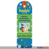 """Bandolo Set 64 - Vorschule """"Zahlen, Buchstaben..."""""""