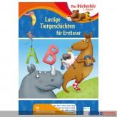 """Lesebuch """"Lustige Tiergeschichten f. Erstleser"""" 1. Kl."""