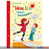 "Lesebuch ""Hexe Lilli zaubert Hausaufgaben"" Erstleser 1. Kl."