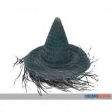 Hexen-Hut - aus Stroh