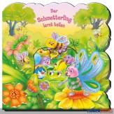 """Guckloch-Bilderbuch """"Der Schmetterling lernt teilen"""""""