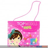 "Kreativbuch ""Top Models - Handtasche"" sort."
