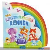 "Registerbuch ""Das Regenbogen Rennen"""
