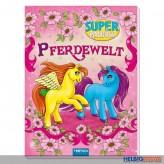 """Das Super-Malbuch """"Pferdewelt"""""""