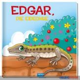 """Bilderbuch """"Edgar die Eidechse"""""""