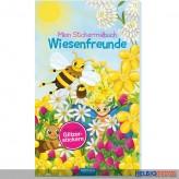 """Sticker-Malbuch """"Mein Stickermalbuch: Wiesenfreunde"""""""