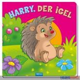 "Pappen-Bilderbuch ""Harry, der Igel"""