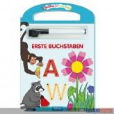 """Schreib & wisch weg-Buch """"Erste Buchstaben & Zahlen"""" 2-sort."""