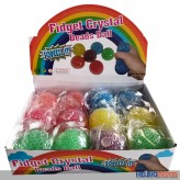 "Perlen-Ball ""Fidget Crystal Beads Ball"" - 6-sort."