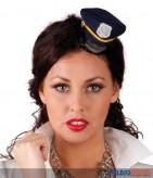 """Haarreif / Tiara """"Polizei-Mütze"""""""