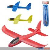 """Styropor-Gleitflugzeug """"Styropor-Flugzeug"""" 3-sort."""